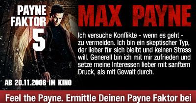 Zum Max Payne-Check bei der Film-Community moviepilot